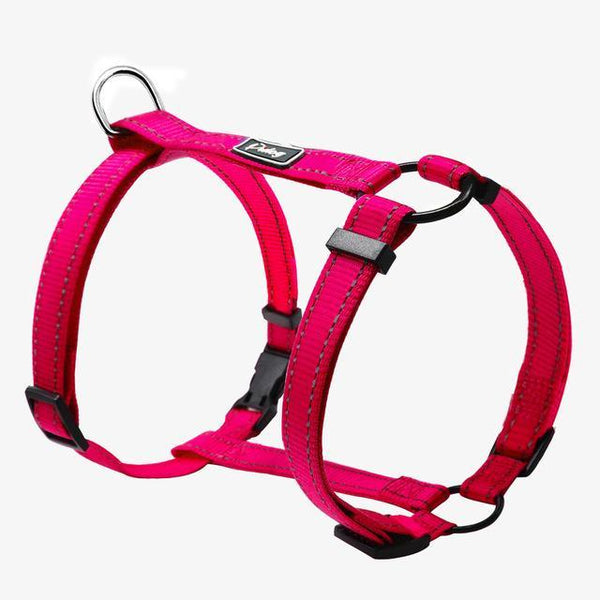 Reflective Adjustable H-Type Dog Harness-DogsTailCircle