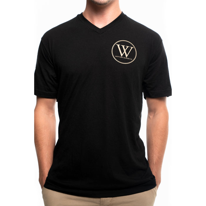 Westcoast Smoke Co. Men's V-Neck