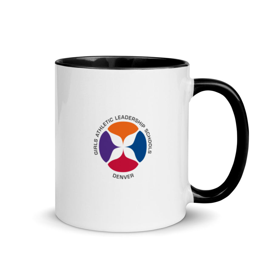 Solve Like A Girl (11 oz. Mug)