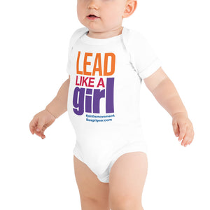 Lead Like A Girl - MULTI (Onesie)