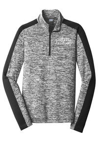 1/4 Zip Pullover Lucky Disc Golf