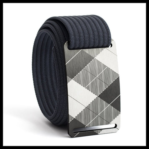 Grip6 Plaid Belt