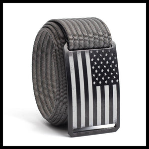 Grip6 Men's USA Flag Belt