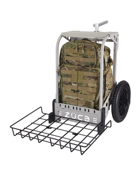 Zuca All-Terrain Front Mount Platform Basket