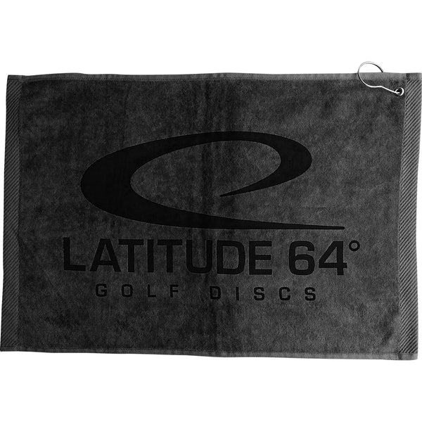 Latitude 64 Disc Golf Towel