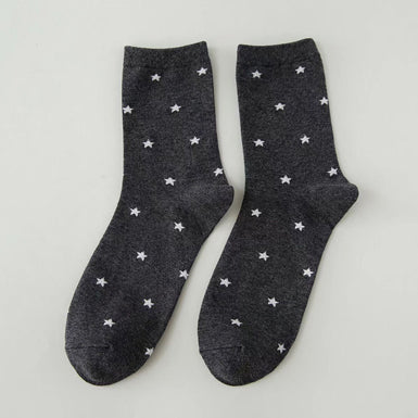 10 Pair British Colorful Men Business Dress Luxury Stars socks