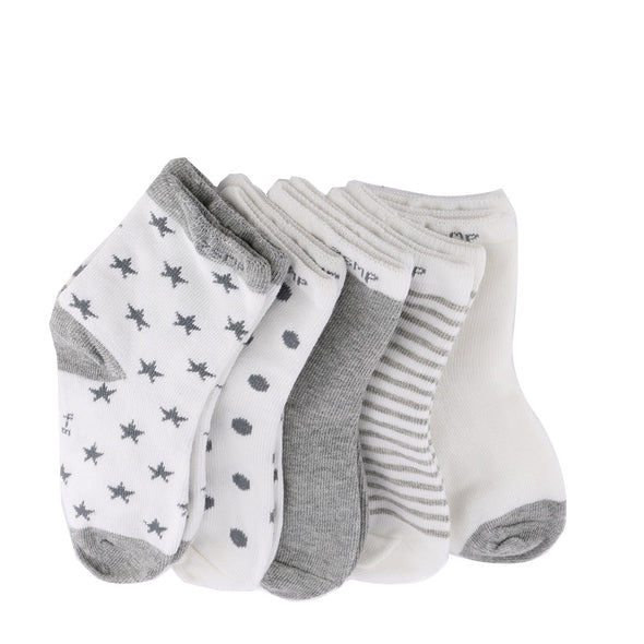 Autumn Winter Hot 5Pair Baby Kids Cute Cartoon Socks Newborn Infant Toddler Soft Cotton Sock Comfortable Ankle Socks For 0-10