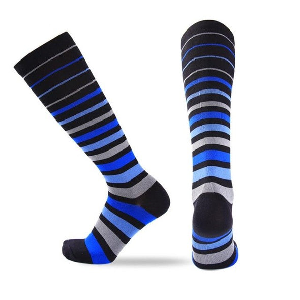 NEW Style Men Compression Socks Breathable Travel Activities Fit for Nurses Shin Splints Flight Travel Leg Support Sock
