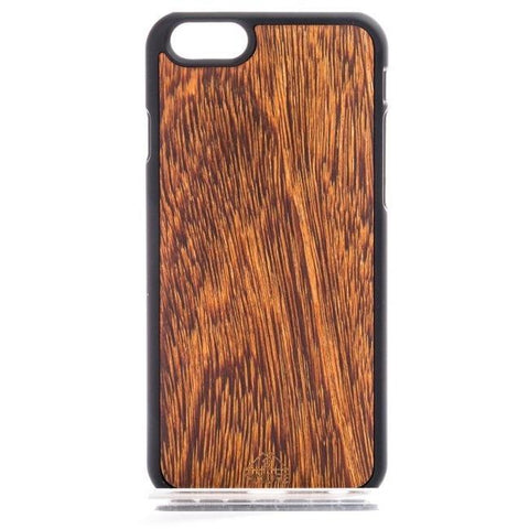 Wood case - Sucupira