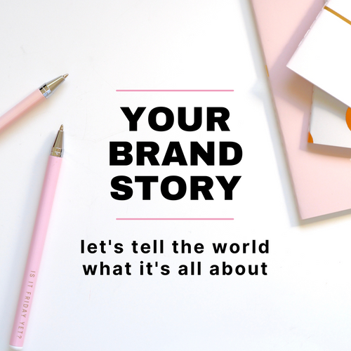 Your Brand's Story - Convincing Words That Build Loyalty