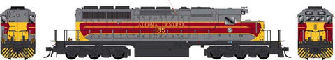 Bowser HO GMD SD40-2 Locomotives