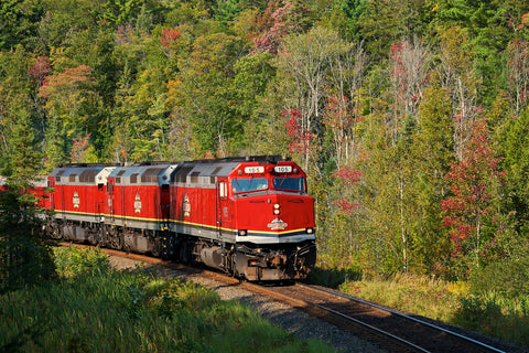 Coming Soon - HO Scale EMD F40PH Agawa Canyon