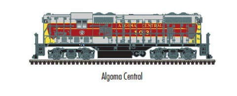 Atlas EMD GP7 Locomotive
