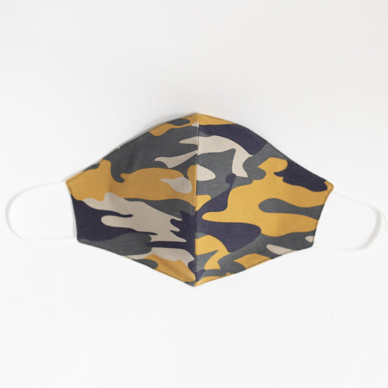 Camouflage Face Mask Desert Colors