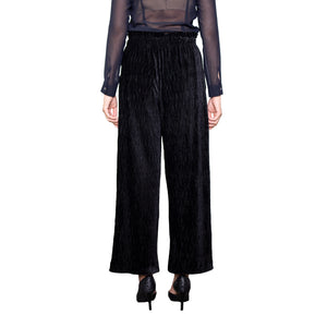 witch-witch - Velvet pants - Giulia & Grace - Woman Pants