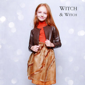witch-witch - DL08 -  Silk Skirt with Insert - Witch & Witch - Skirt