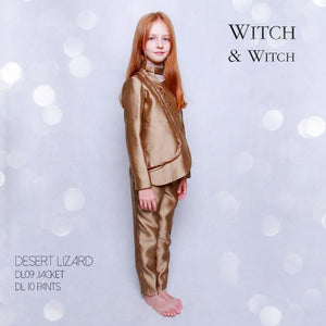 witch-witch - DL10 -  Silk Pant with Insert - Witch & Witch - Pants