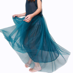 witch-witch - DS09 - Silk and Tulle Skirt - Witch & Witch - Skirt