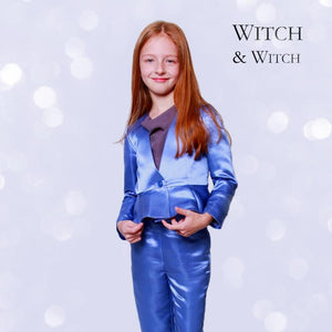 witch-witch - PT03 -  Silk Satin Pants - Witch & Witch - Pants