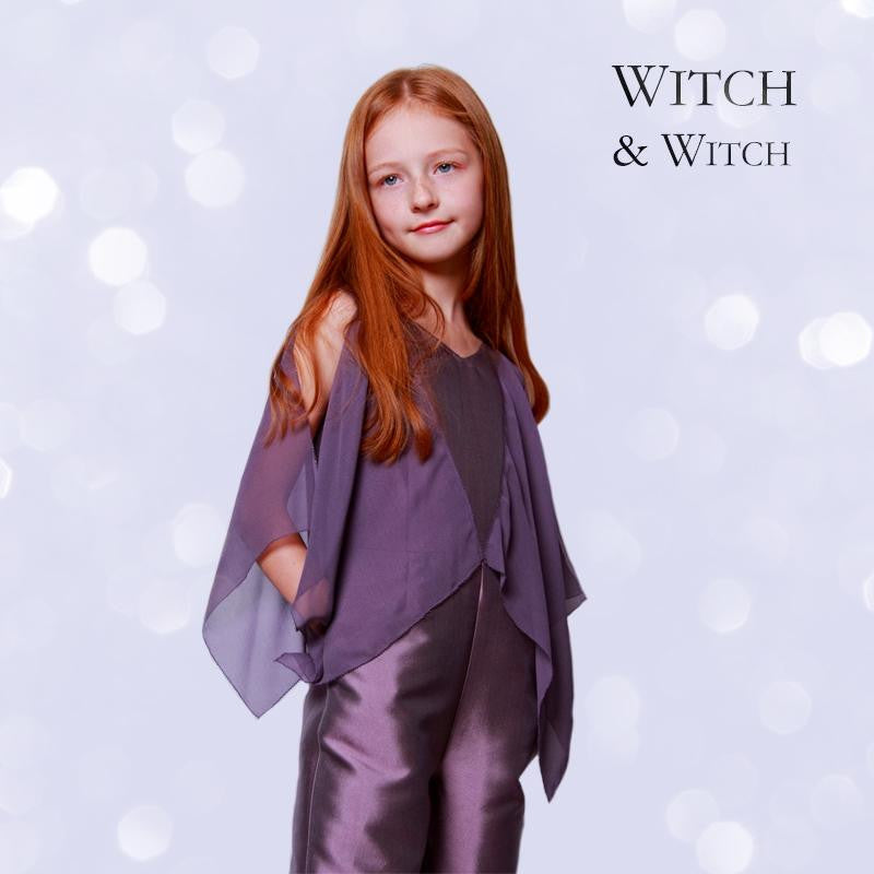 witch-witch - PT09 - Silk Cotton Overall with Silk insert - Witch & Witch - Overall