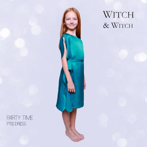 witch-witch - PT12 -  Silk Dress - Witch & Witch - Dress
