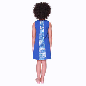 witch-witch - TBS05 - Knitted Dress with Printed Insert - Witch & Witch - Dress