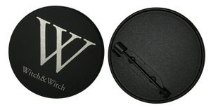 witch-witch - Witch & Witch - Pin - Witch & Witch - Accessory
