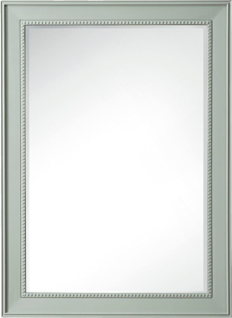 "Bristol 22"" Mirror, Sage Green"