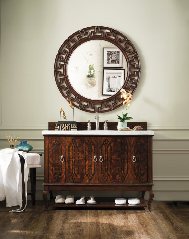 "48"" Palm Beach Single Bathroom Vanity - vanitiesdepot.com"