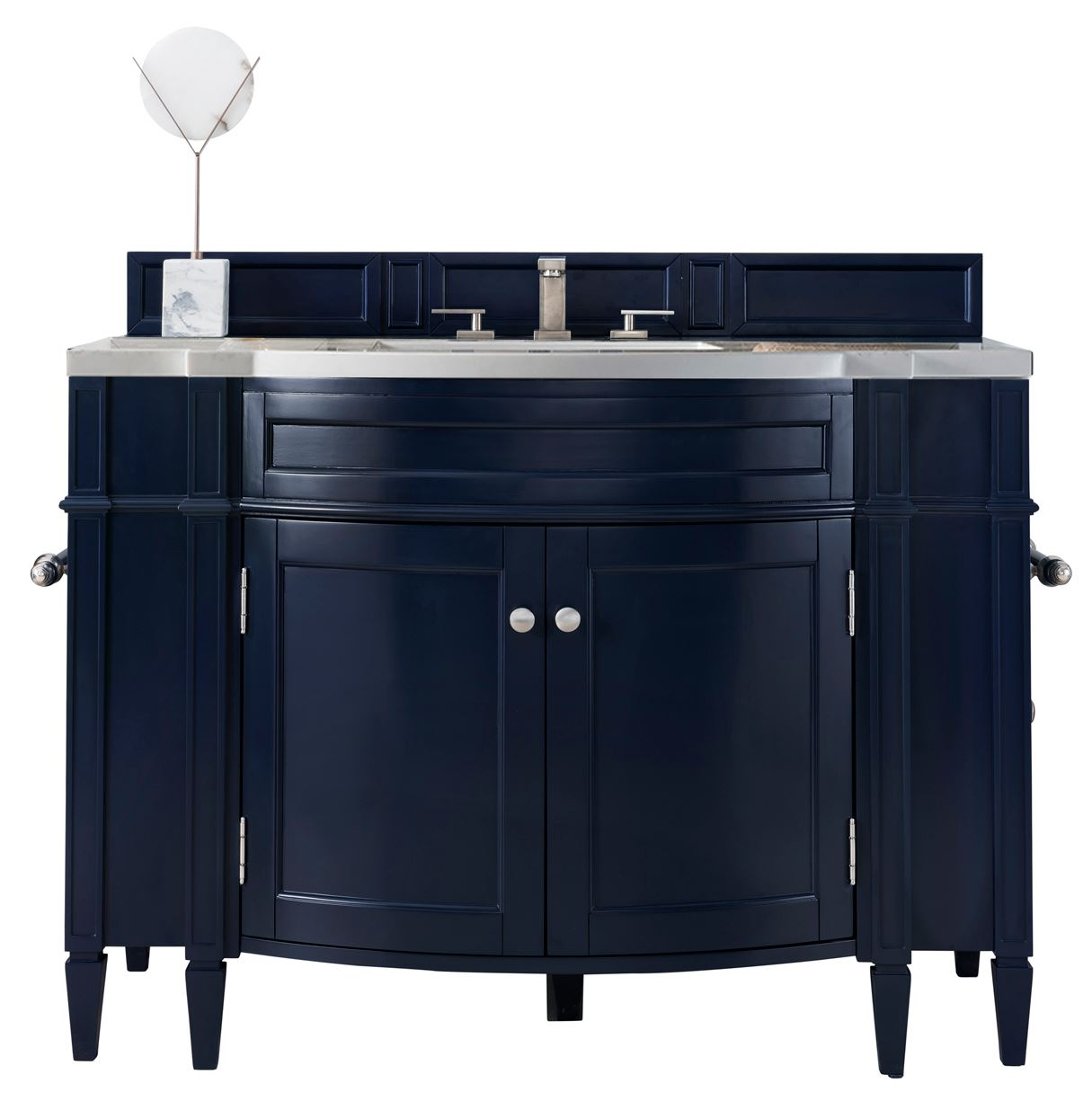 "46"" Brittany Victory Blue Single Bathroom Vanity"