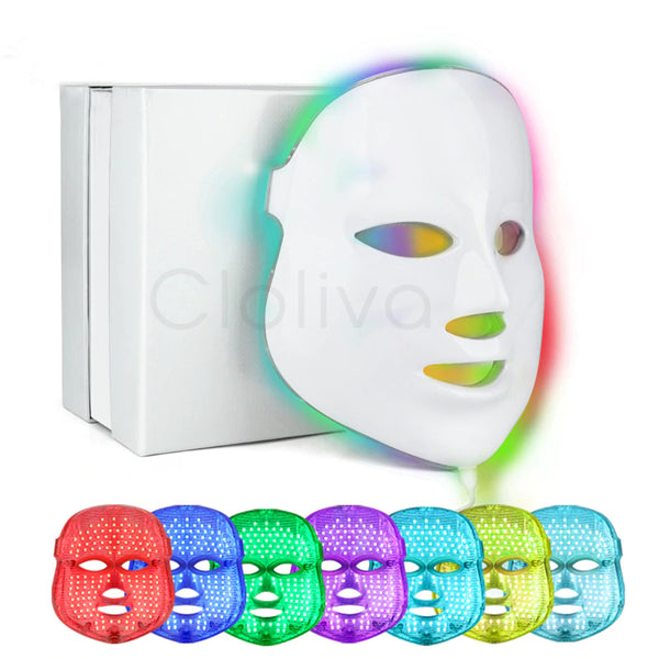 led mask for wrinkles