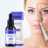 Vitamin E + Retinol Anti Wrinkle Anti Acne Anti Aging Face Serum