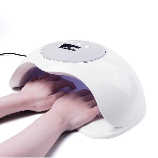 72W Ice Pro Nail Dryer - Two Hand UV Lamp
