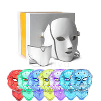 Cloliva™ FM-8 Light Therapy Facial Mask - Acne, Wrinkles, Pores & Anti-aging  Treatment