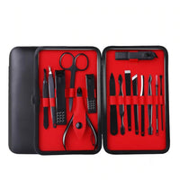 Stainless Steel Nail Manicure Tool Set