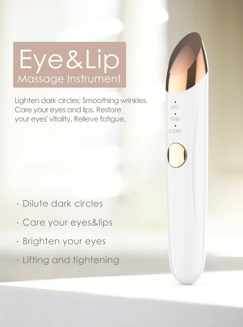 PrettyMe™ Ion Eye and Lip Repair Massager