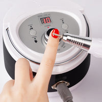 30000RPM LCD 35W Electric Nail Drill Machine