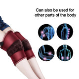 Electric Heating Knee Brace  - Pain Relief Massaging Pads
