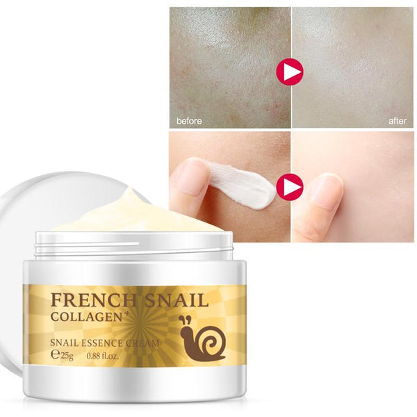 Snail Natural Skin Recovery Cream