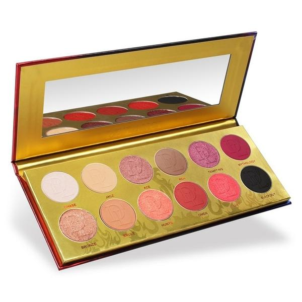 DE'LANCI Flamboyance Luxurious Eyeshadows