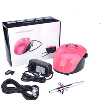 Professional Airbrush Machine for Nails, Tattoo & Makeup