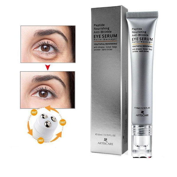 Peptide Nourishing Anti-Wrinkle Eye Serum