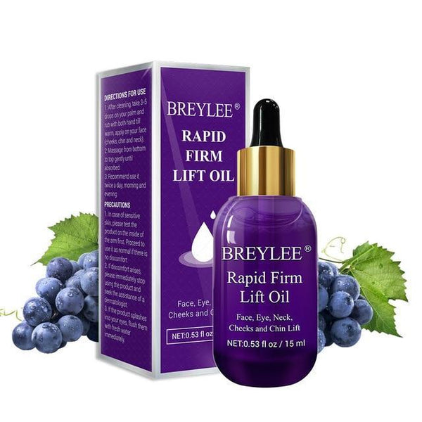 Rapid Firming & Skin Tightening Natural Oil