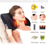 Kosmo Care™ Shiatsu Kneading Neck Massager