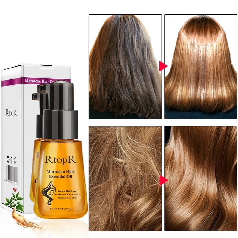 Moroccan Oil For Hair Growth And Thickness
