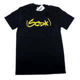 SODA T-Shirt - Black/Gold