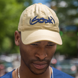 SODA Dad Hat - Butter/Navy