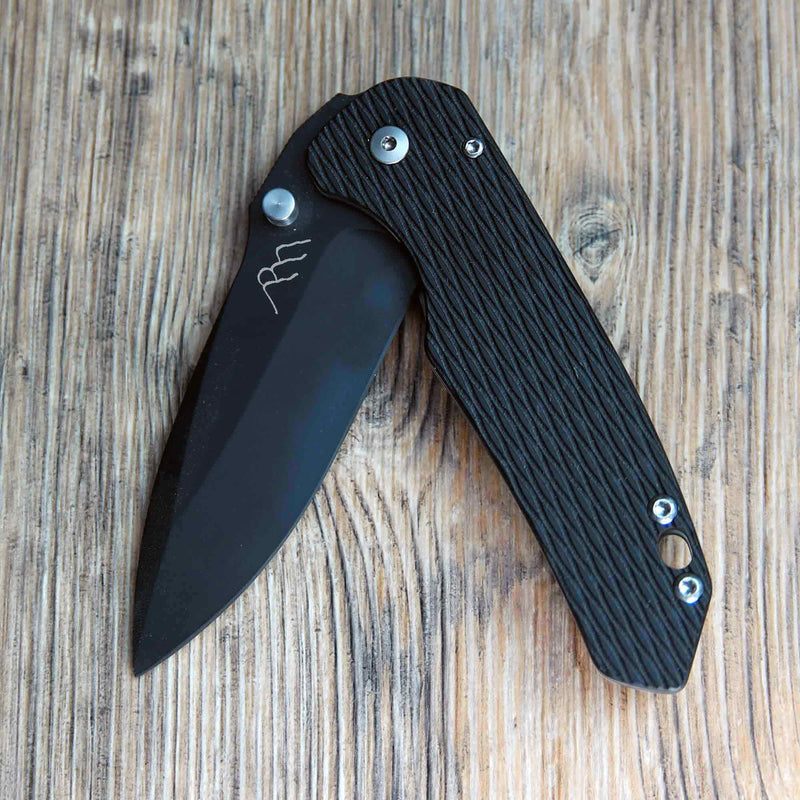Gorgon - Black Cerakote Frame and Blade