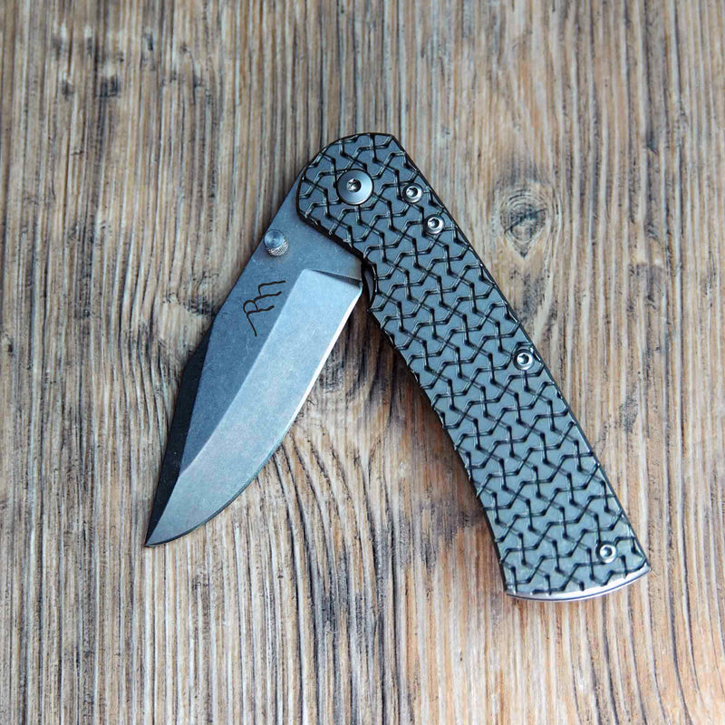 Thin Beast - Stone Wash Frame and Blade