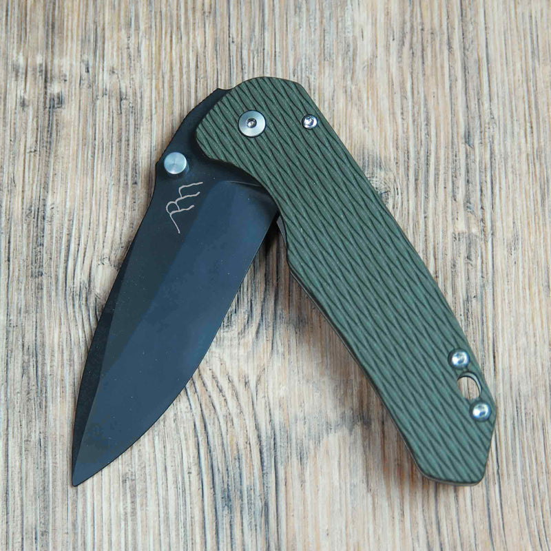 Gorgon - OD Green Cerakote Frame and Black Blade